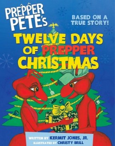 Prepper Pete's Twelve Days of Prepper Christmas